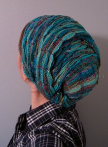 turban winter tichel
