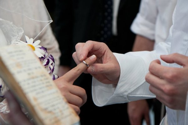 Guide to an Orthodox Jewish Wedding